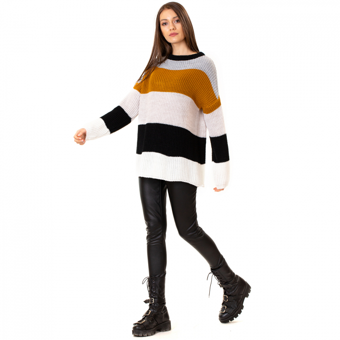 Bluza tricotata maneca lunga 2
