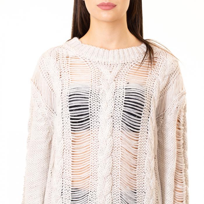 Bluza tricotata transparenta 1