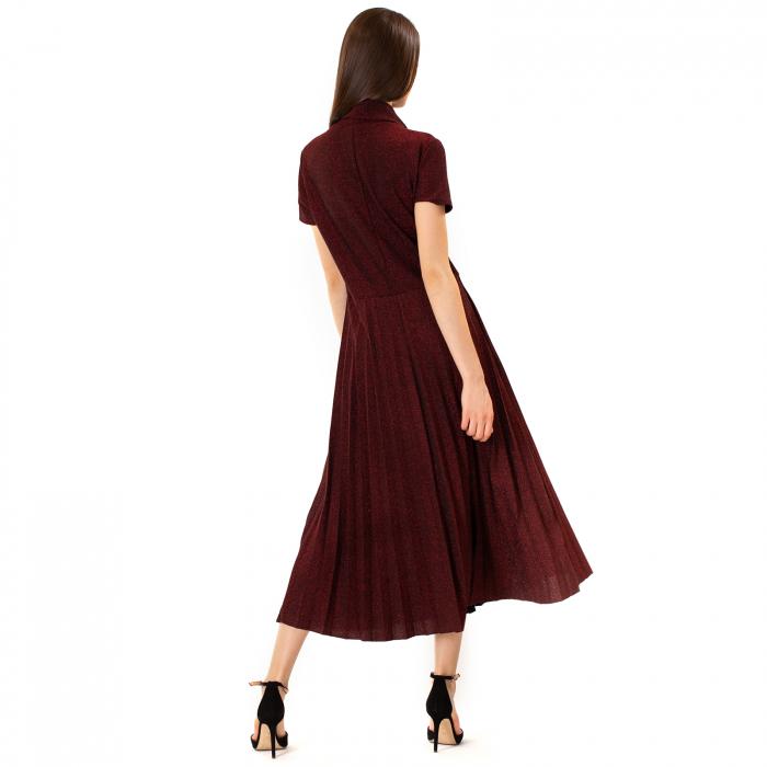 Rochie lunga cu sclipici [4]