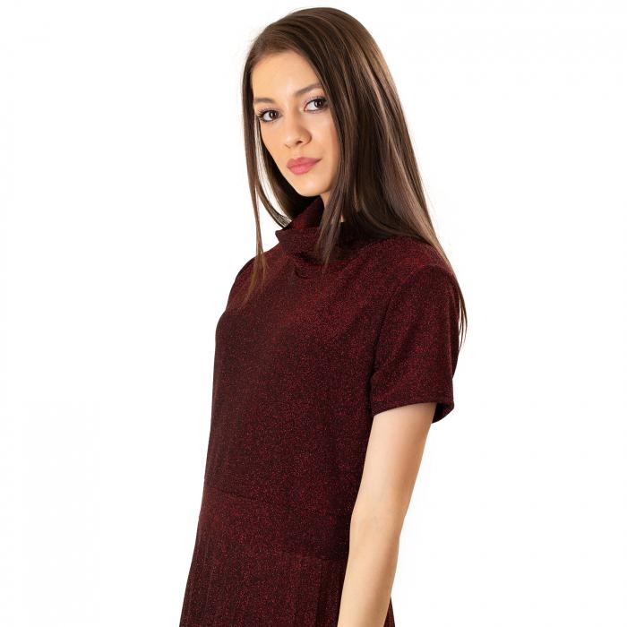 Rochie lunga cu sclipici [5]