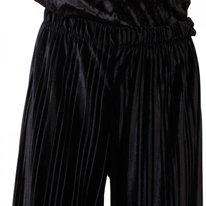 Fusta pantalon plisata 1