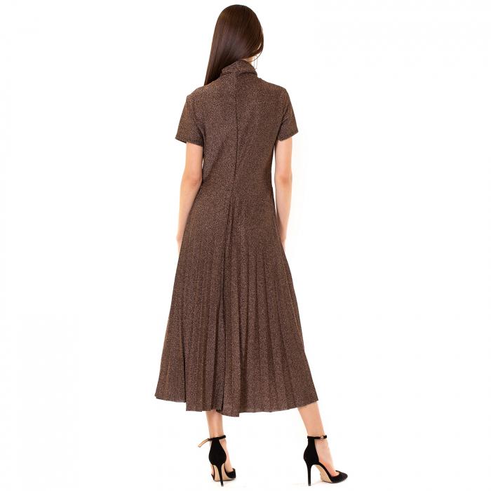 Rochie lunga cu sclipici [10]