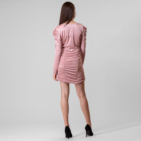Rochie cu decolteu in V [3]