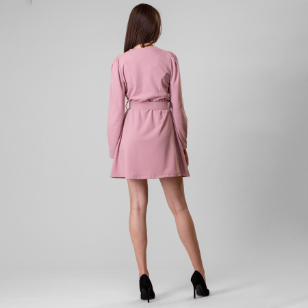 Rochie cu curea in talie [2]