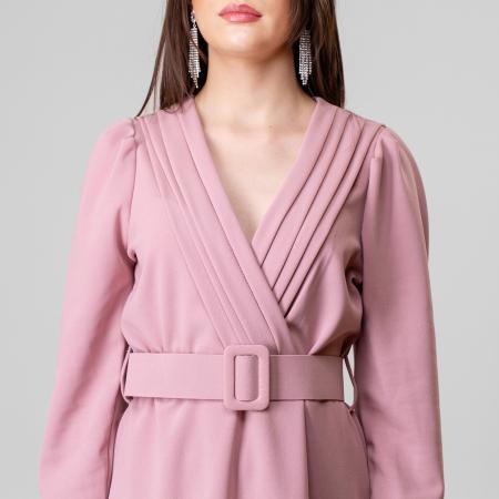 Rochie cu curea in talie [3]