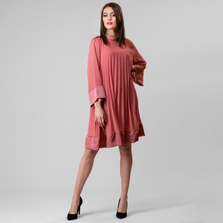 Rochie plisata0