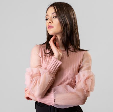 Bluza maneca trandafir3