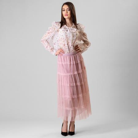 Bluza imprimeu floral1