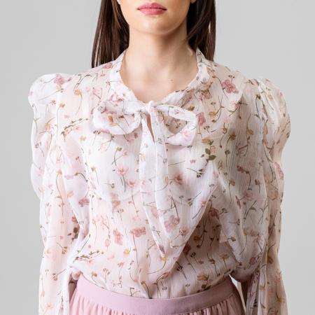 Bluza imprimeu floral0