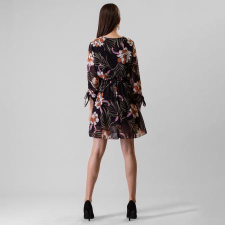 Rochie imprimeu floral2