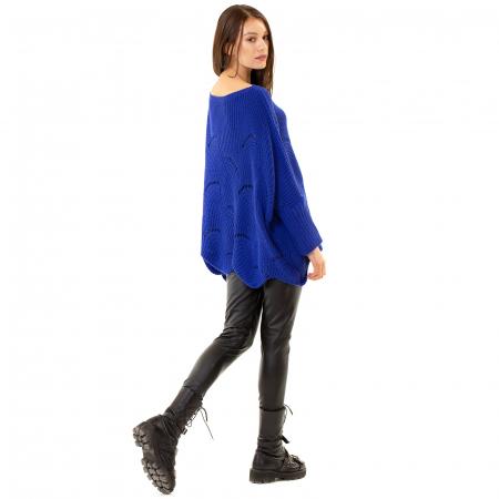 Bluza oversize cu maneca tip fluture4