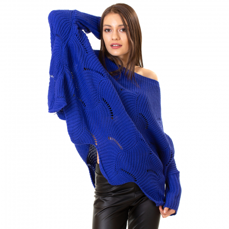 Bluza oversize cu maneca tip fluture5
