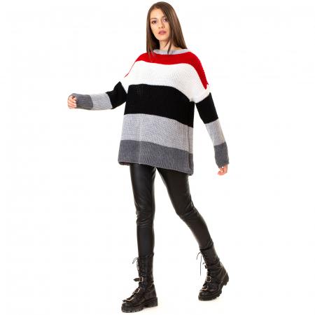 Bluza tricotata maneca lunga1