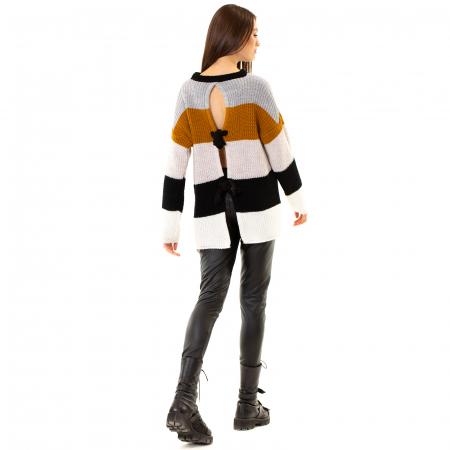Bluza tricotata maneca lunga3