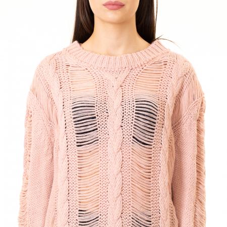 Bluza trcicotata transparenta7