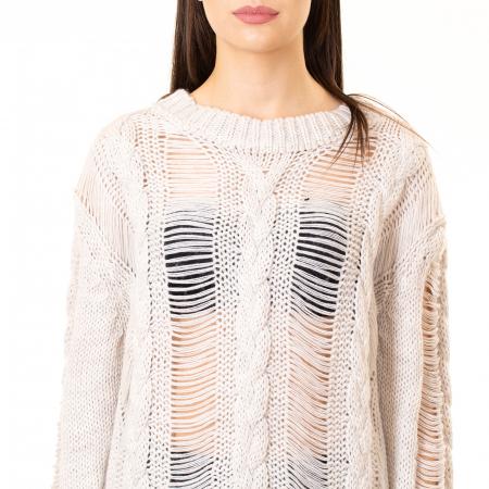 Bluza tricotata transparenta1