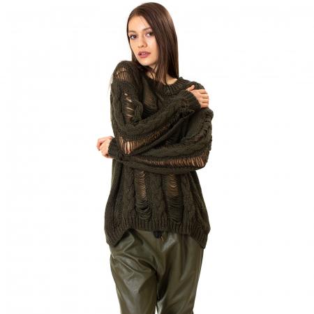 Bluza tricotata transparenta5