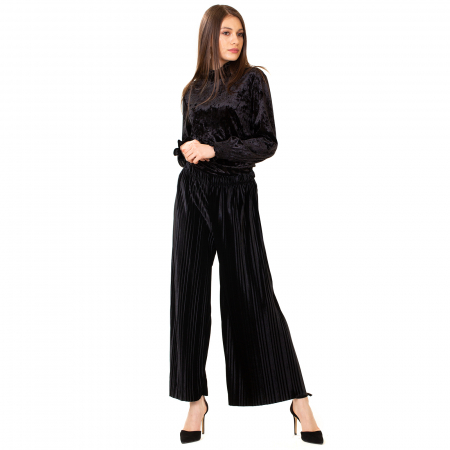 Fusta pantalon plisata2