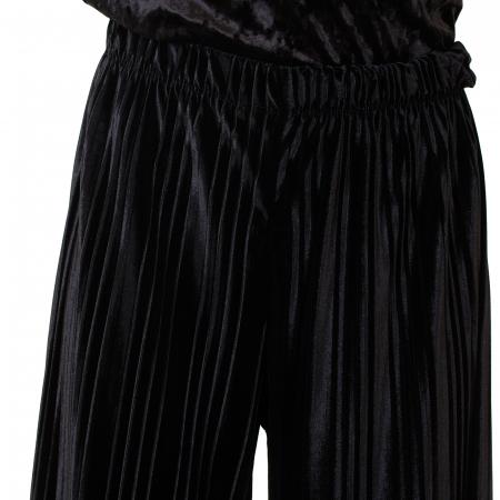 Fusta pantalon plisata1