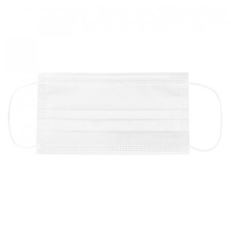 Masca de protectie civila de tip chirurgical FFP1    / ambalare *1 CUTIE 50 buc /  marca proprie AEA MEDICAL produs in ROMANIA / SIBIU -culoare ALB2