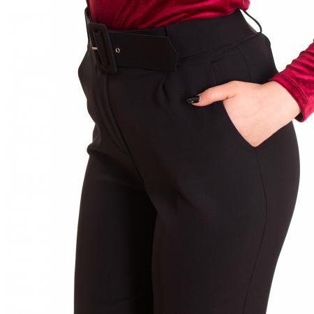 Pantalon cu curea [2]