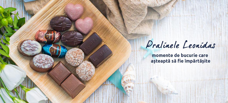 Ciocolata belgiana cadou