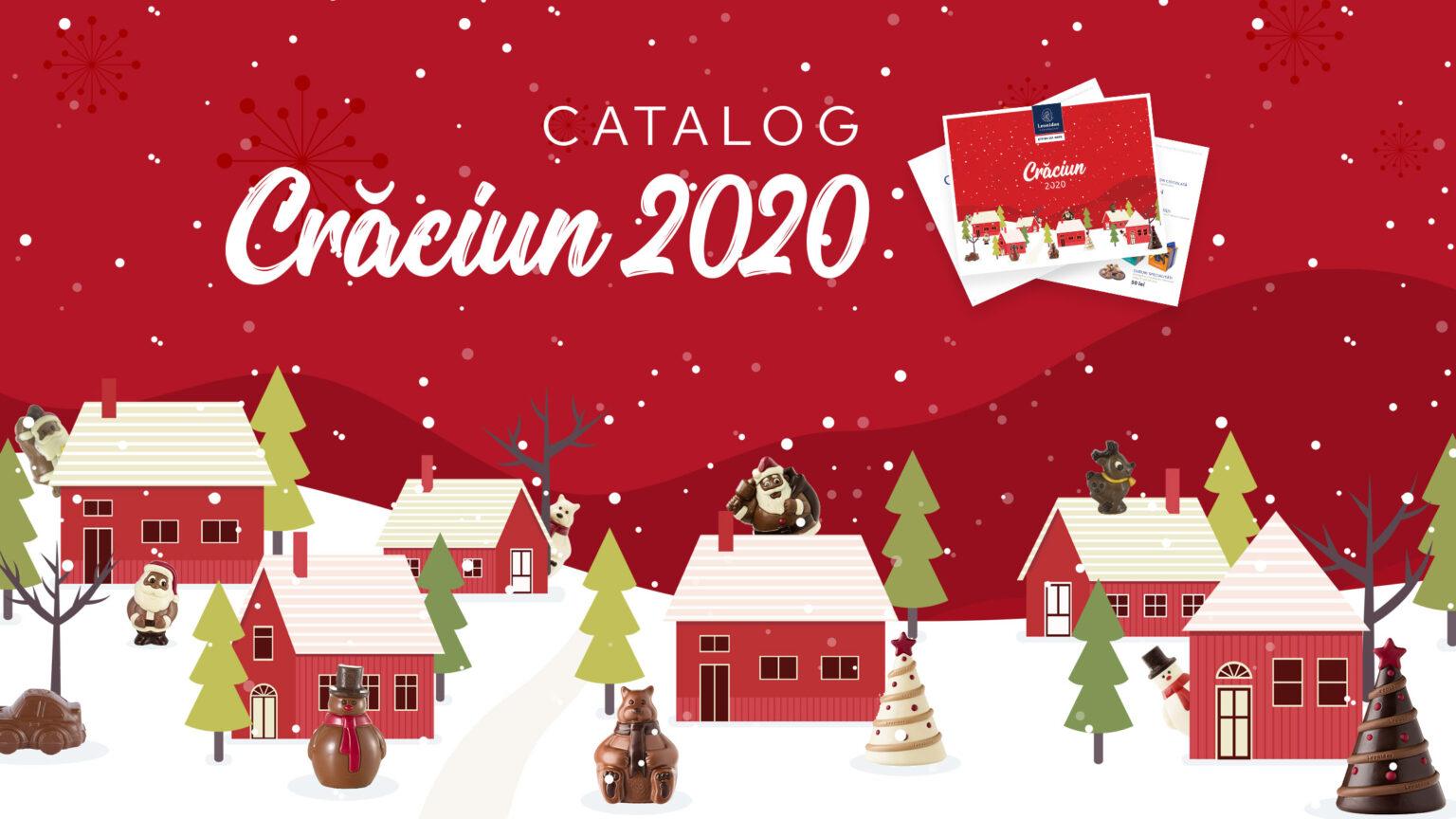 CATALOG CRACIUN 2020 – CRACIUNUL MMMMAGIC LEONIDAS