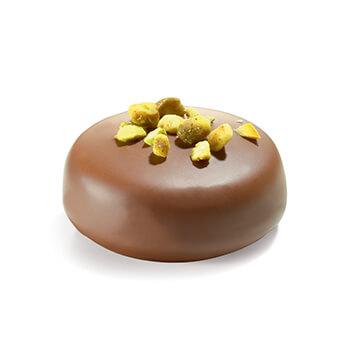 Pralina unt de cacao si fistic – Egina [0]