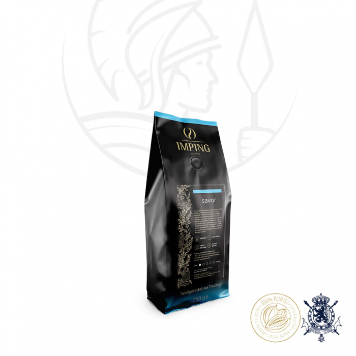 Savor cafea macinata Imping 250g [0]