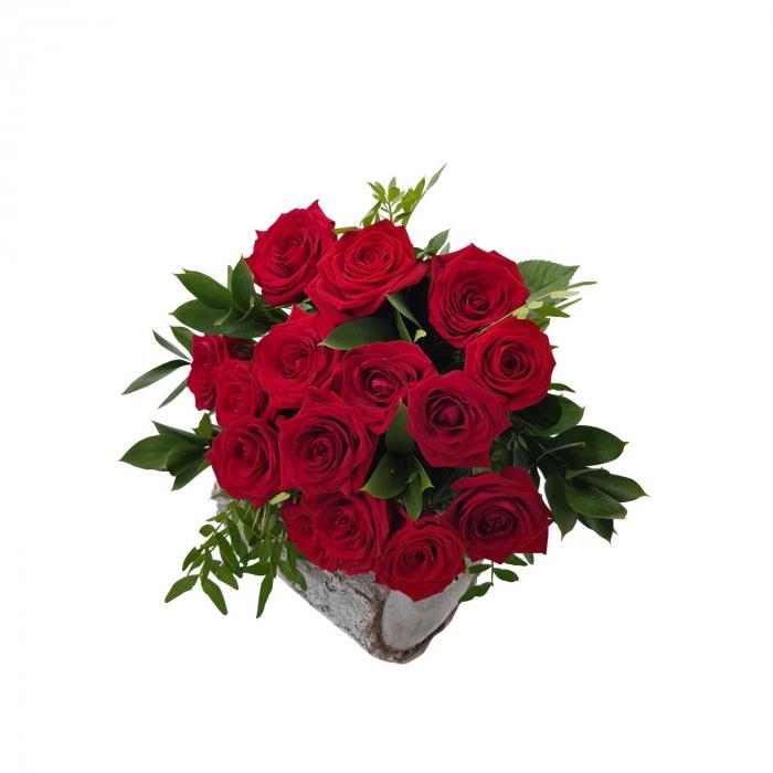 Buchet trandafiri L [0]