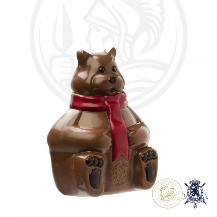 Ursulet ciocolata lapte 100g [0]