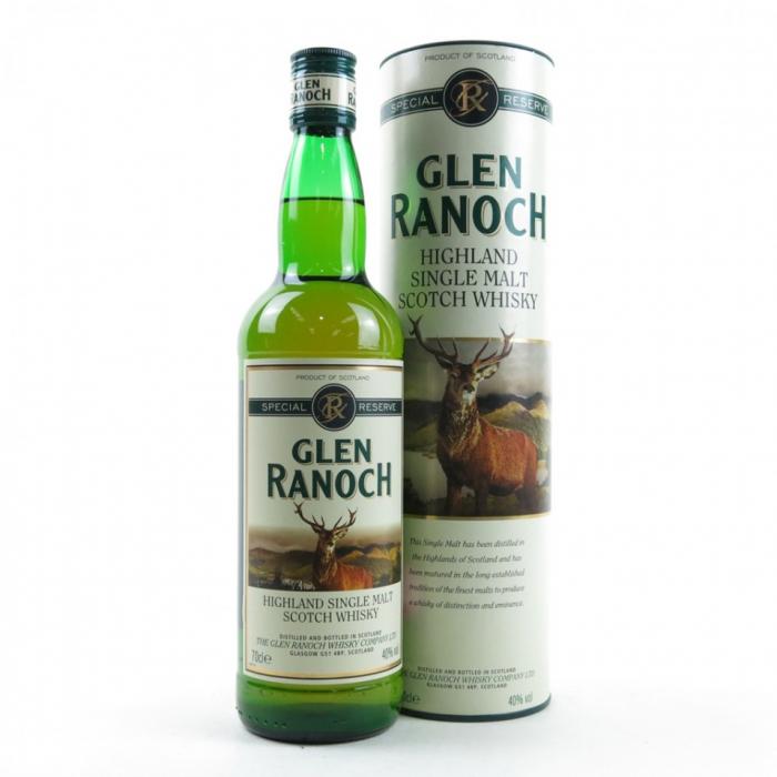 Whisky Glen Ranoch Single Malt, Scotia 0,7l [0]