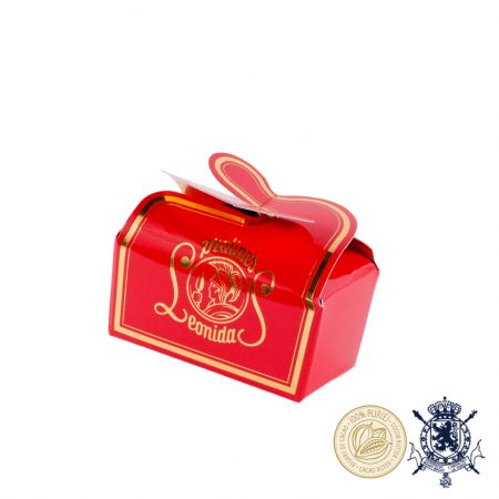 Mini ballotin rosu 2 praline [1]
