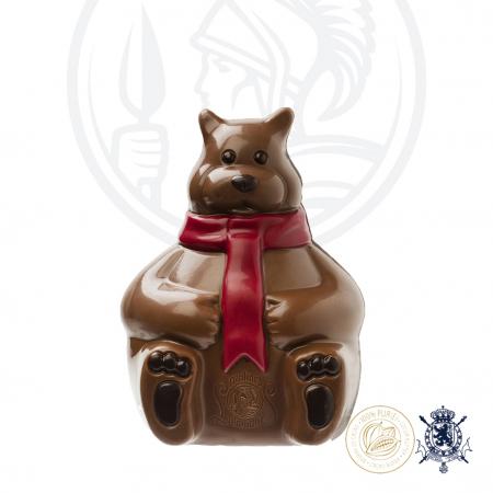 Ursulet ciocolata lapte 100g [1]