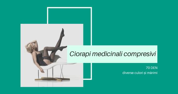 Medical Help Expert - Ciorapi medicinali compresivi 1