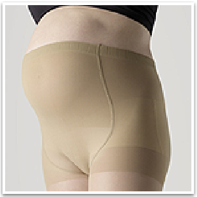 Ciorapi medicinali compresivi Gilofa Basic 70D tip dres pentru gravide-AT/U 0