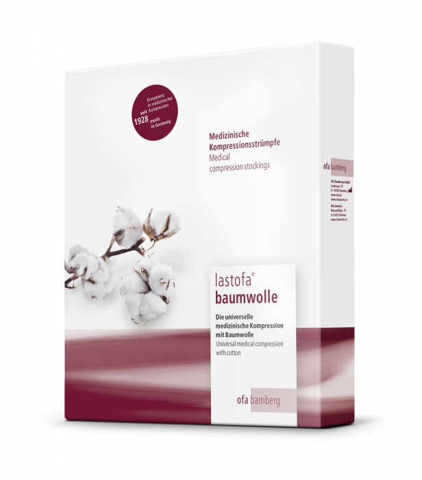 Ciorapi Medicinali Compresivi LASTOFA Cotton [0]