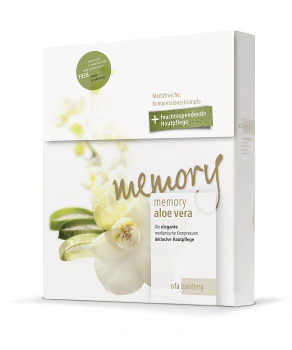 Ciorapi Medicinali Compresivi MEMORY cu Aloe Vera și Vitamina E [0]