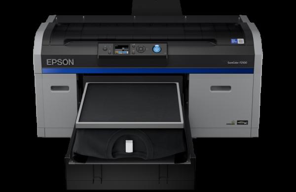 Imprimanta textila DTG Epson SureColor SC F2100 (5 culori) 0