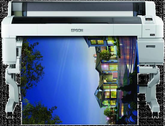 Plotter EPSON SureColor SC T7200, 44 inch, A0+ 0