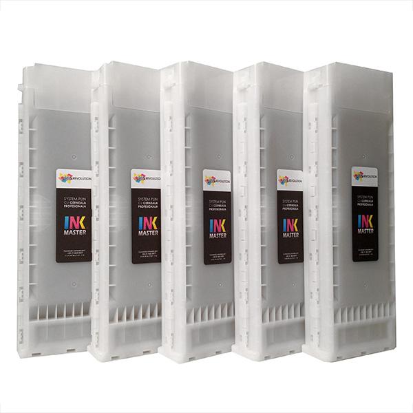 Cartuse refill Epson SureColor SC T3000, T3200, T5000, T5200, T7000, T7200 1