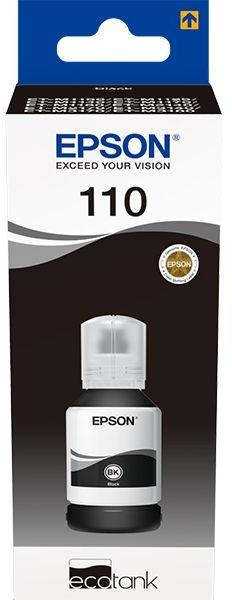 Cerneala Epson 110 C13T03P14A black - imprimante Epson M3170, M3140, M2170, M2140, M1180, M1170, M1140, M1120, M1100, M3180 0