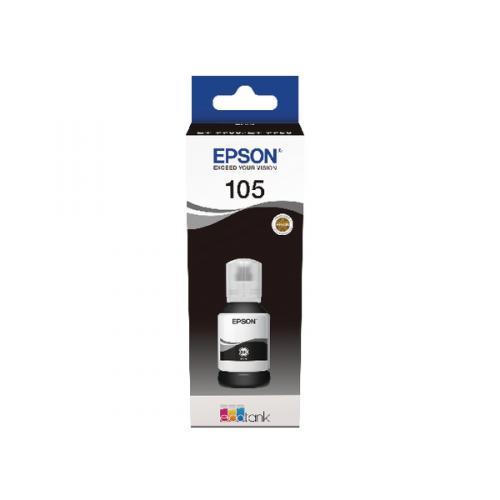 Cerneala Epson 105 Black (C13T00Q140) - imprimanta Epson L7160 / L7180 0