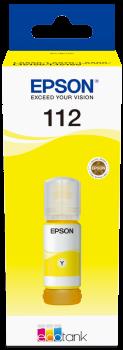Cerneala Epson 112 EcoTank/ITS C13T06C44A yellow - imprimante Epson L11160, L6550, L6570, L15150, L15160 [0]