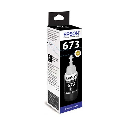 Cerneala Epson T6731 BLACK - imprimanta Epson L800 / L810 / L1800 / L805 / L850 0