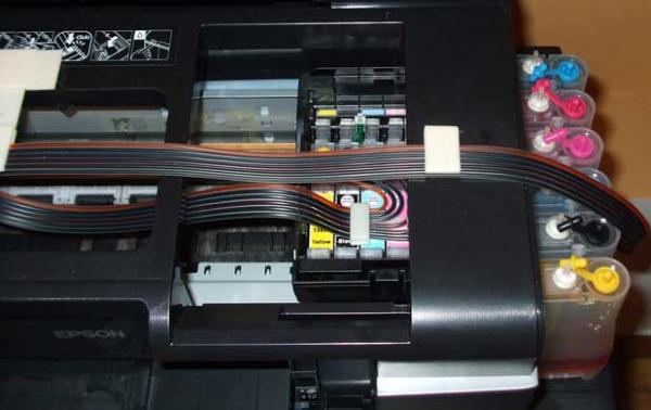 CISS Epson T0801-T0806/T0791-T0796 1