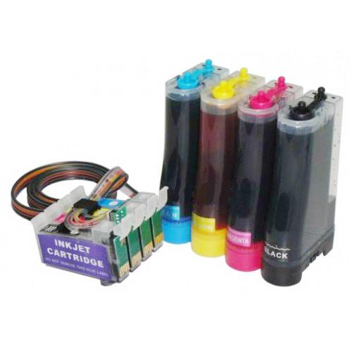 CISS PREMIUM Epson T1801-T1804 1
