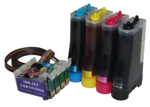 CISS PREMIUM Epson T1801-T1804 0