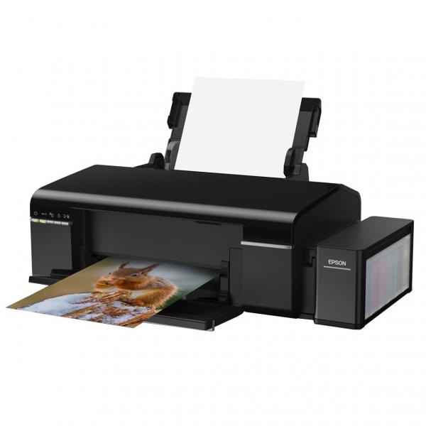 Epson L805 imprimanta inkjet (CISS din fabrica) 0