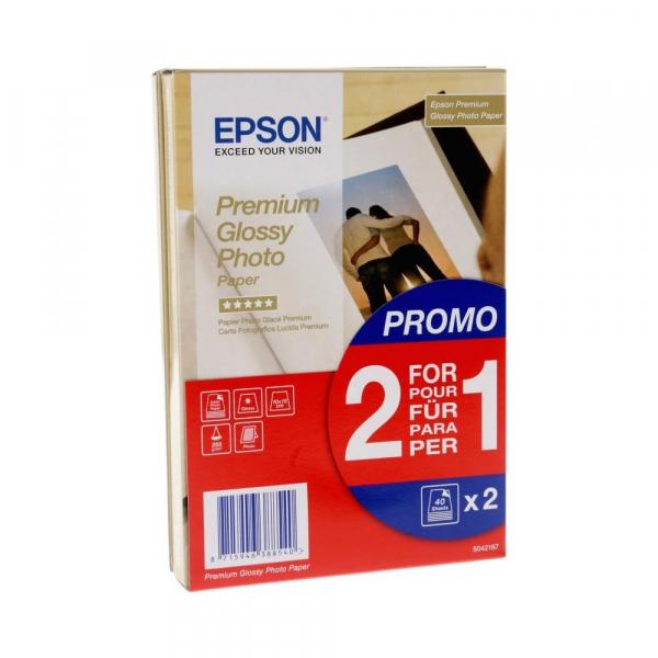 Hartie Epson 10X15 Premium Glossy 255g/m2 0